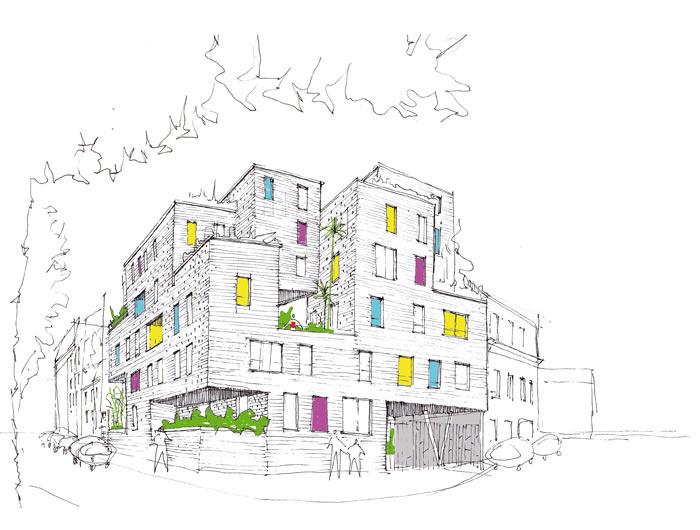 01_sketch_immeuble_pantin_vladimir_doray_david_karbas