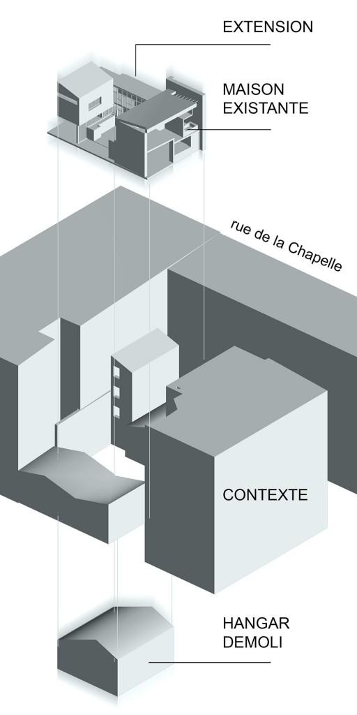 wra_antiloft_maison_patio_auto-construction_paris_axonometrie_eclatee-